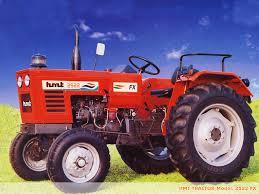 tractors in india 2011