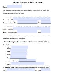 Alabama General Power Of Attorney by Free Madison County Alabama Bill Of Sale Form Pdf Word Doc