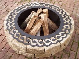 Fire Pit Liners by Steel Fire Pit Liner Fire Pit Ideas