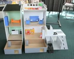 Plan Toys Parking Garage Australia by Ikea Lillabo Wood Dollhouses U0026 Car Parking Garage Furniture 1