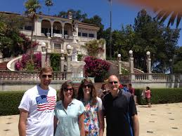 a visit to hearst castle the independent tourist