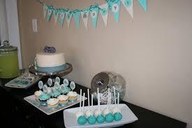cake pops display baby shower