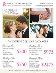 wedding package deals wedding photography price list session by photographtemplates