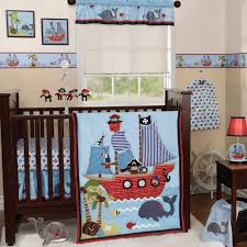 Surfer Crib Bedding Unique Baby Crib Bedding Sets Tropical Hawaiian Surf Set For