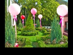 Outdoor Party Decoration Ideas 6 Ideas For Your Outdoor Wedding Bar U0026 Bat Mitzvah Or Event