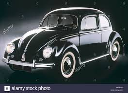 volkswagen classic car vw beetle 1950 u0027s classic car black stock photo royalty free