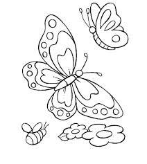 imagenes de mariposas faciles para dibujar mariposas para colorear mariposa para colorear imagenes de mariposas