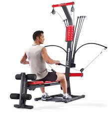 bowflex pr1000 home gym get a total body strength workout with