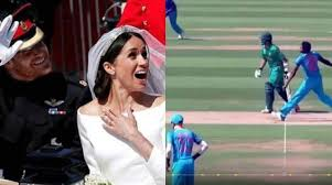Royal Wedding Meme - meghan markle s expressions at royal wedding are now a meme