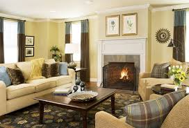 Refinishing Furniture Ideas Living Room Living Room Decorating Ideas With Dark Brown Sofa