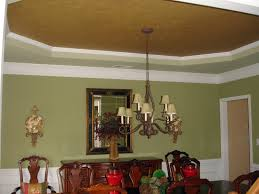 painting a tray ceiling my contractor is painting my great room perfect dining room tray ceiling design ideas just like the living room i chose to use woven wood blinds with the draperies in with painting a tray ceiling