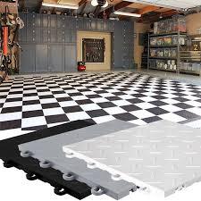 Tiles For Garage Floor Best 25 Garage Flooring Ideas On Pinterest Garage Flooring