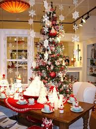 home christmas decorations ideas 40 christmas decoration ideas in all shades of red digsdigs
