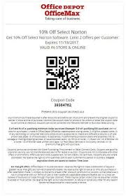 Does Office Depot Make Business Cards 75 Off Office Max Best Coupon U0026 Promo Codes 2017 By Everafterguide