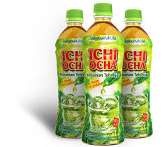 Teh Ichi Oca ichi ocha ready stock goods list