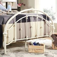 Antique White Metal Bed Frame Antique Metal Headboard Metal Headboard Bed Frame