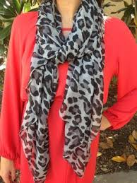 10 124 brown and black leopard scarf get this season u0027s hottest