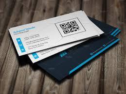 simple business cards light u0026 dark business card templates
