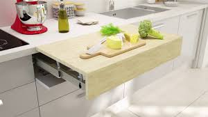OPLA TOP Pull Out Table BPF YouTube - Kitchen pull out table