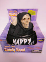 animated halloween candy dish grim reaper candy bowl gemmy wiki fandom powered by wikia