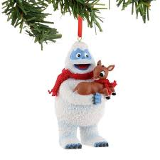 adorable abominable snowman decoration