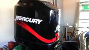 diy mercury 125 outboard maintenance youtube