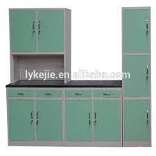 4 Door Cabinet Metal 4 Door Freestanding Larder Cupboard Four Door Steel Kitchen