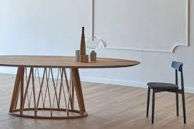 tavolo ovale legno acco lr tavolo miniforms in legno diverse dimensioni