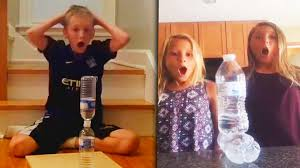 Flipping Out Ryan Brown by Top 10 Luckiest Water Bottle Flip Trick Shots Ever Youtube