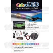 Rv Awning Led Lights Carefree 16 Multi Color Led 16 U0027 Awning Light Kit Awning Lights