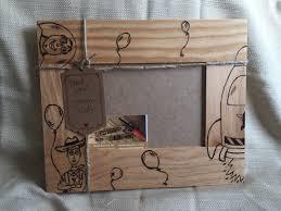 toy story birthday frame custom personalized frame 5x7