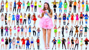 Monster High Halloween Costumes Girls 100 Last Minute Diy Halloween Costume Ideas Youtube