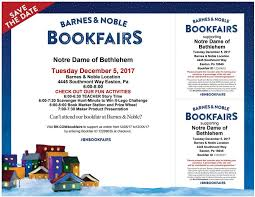 Barnes And Noble Bethlehem Pa Notre Dame Of Bethlehem Elementary Elementary