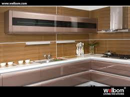 China High Gloss Or Matt Finish Kitchen Cabinet Design China - Kitchen cabinets finish
