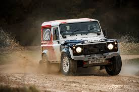 modified land rover bowler motorsport land rover defender challenge first drive