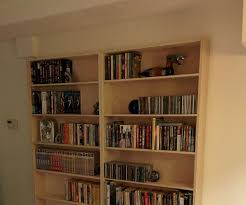 Wall Bookcases With Doors Bookcase Doors To Secret Lair 12 Steps With Pictures