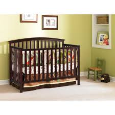 graco freeport 4 in 1 fixed side convertible crib classic
