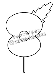 poppy clipart ww1 pencil color poppy clipart ww1