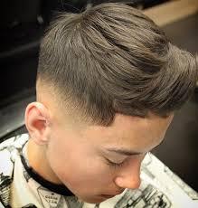 fade haircut boys hair style fashion