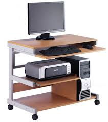 Computer Desk Work Station Captivating Computer Workstation Desk Perfect Office Design