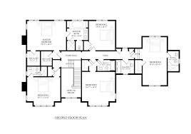 Colonial Floor Plans 100 Center Hall Colonial Floor Plan Move The Staircase For