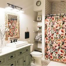 Downstairs Bathroom Decorating Ideas Farmhouse Bathroom Decor Ideas Utnavi Info