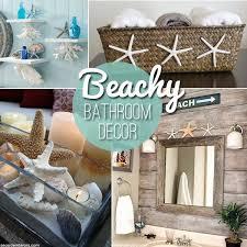 beachy bathroom ideas bathroom decor ideas home furniture design kitchenagenda com