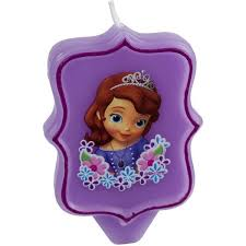 sofia the candle sofia the happy birthday party balloons decorations supplies