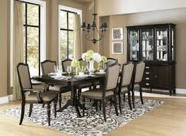 glass dining table sets room narrow of and modern round for 6