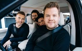 Home Design Tv Shows Uk James Corden Comes Home Host Bringing The Late Late Show To