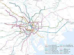 Muni Metro Map by
