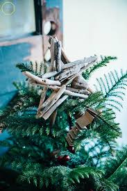 driftwood christmas star tree topper zest it up