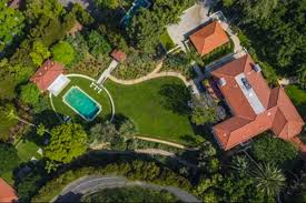 cecil b demille estate incredible property angelina jolie dropped 25 million on cecil b