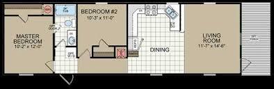 Titan Mobile Home Floor Plans Titan Factory Direct The Country Cottage 2 Model Home